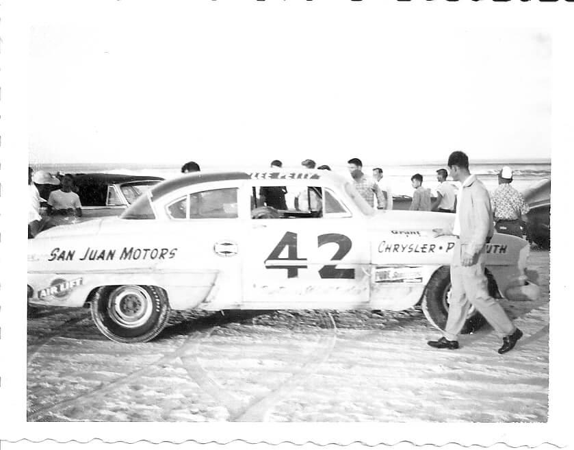Lee Petty NASCAR driver
