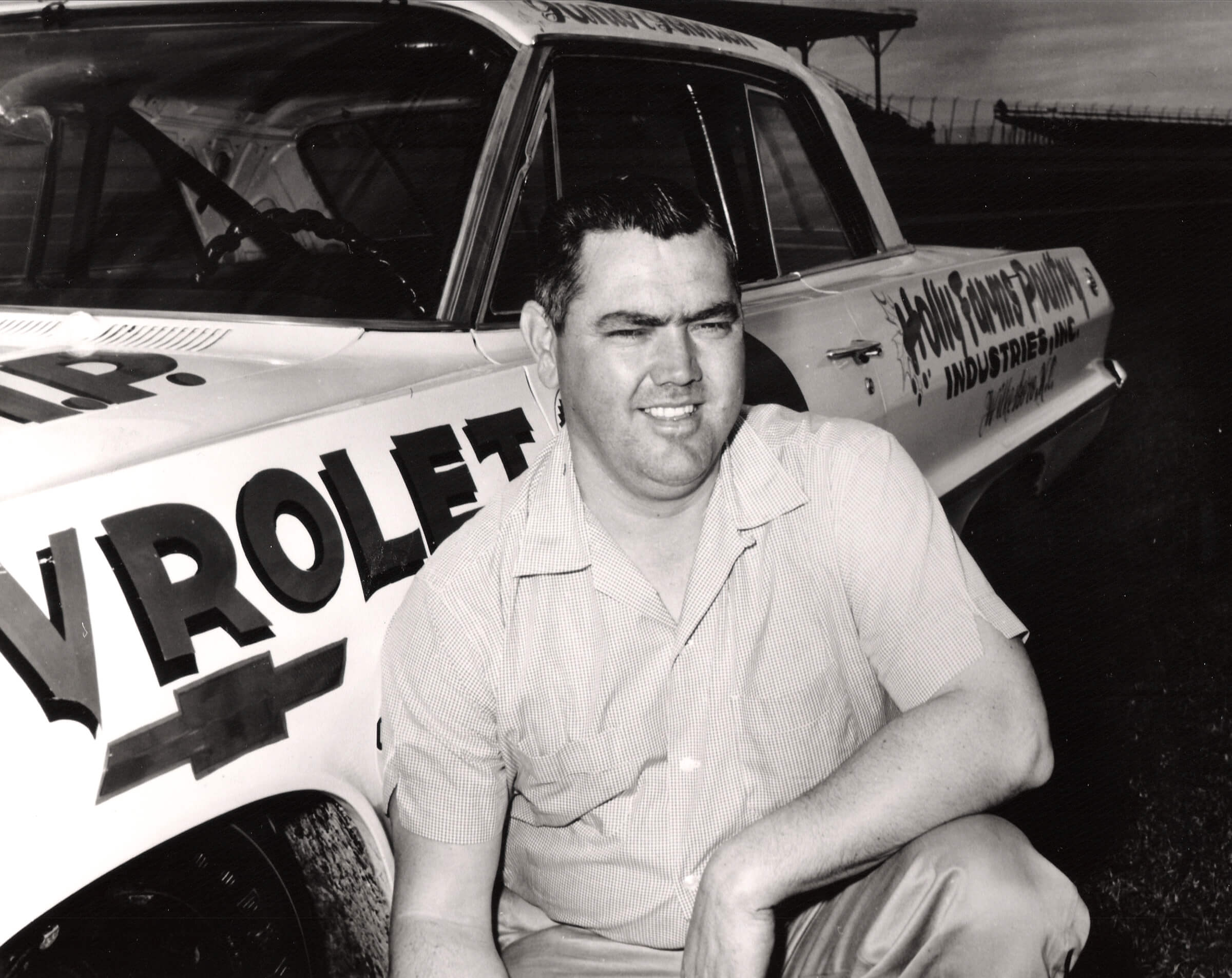 Junior Johnson NASCAR driver