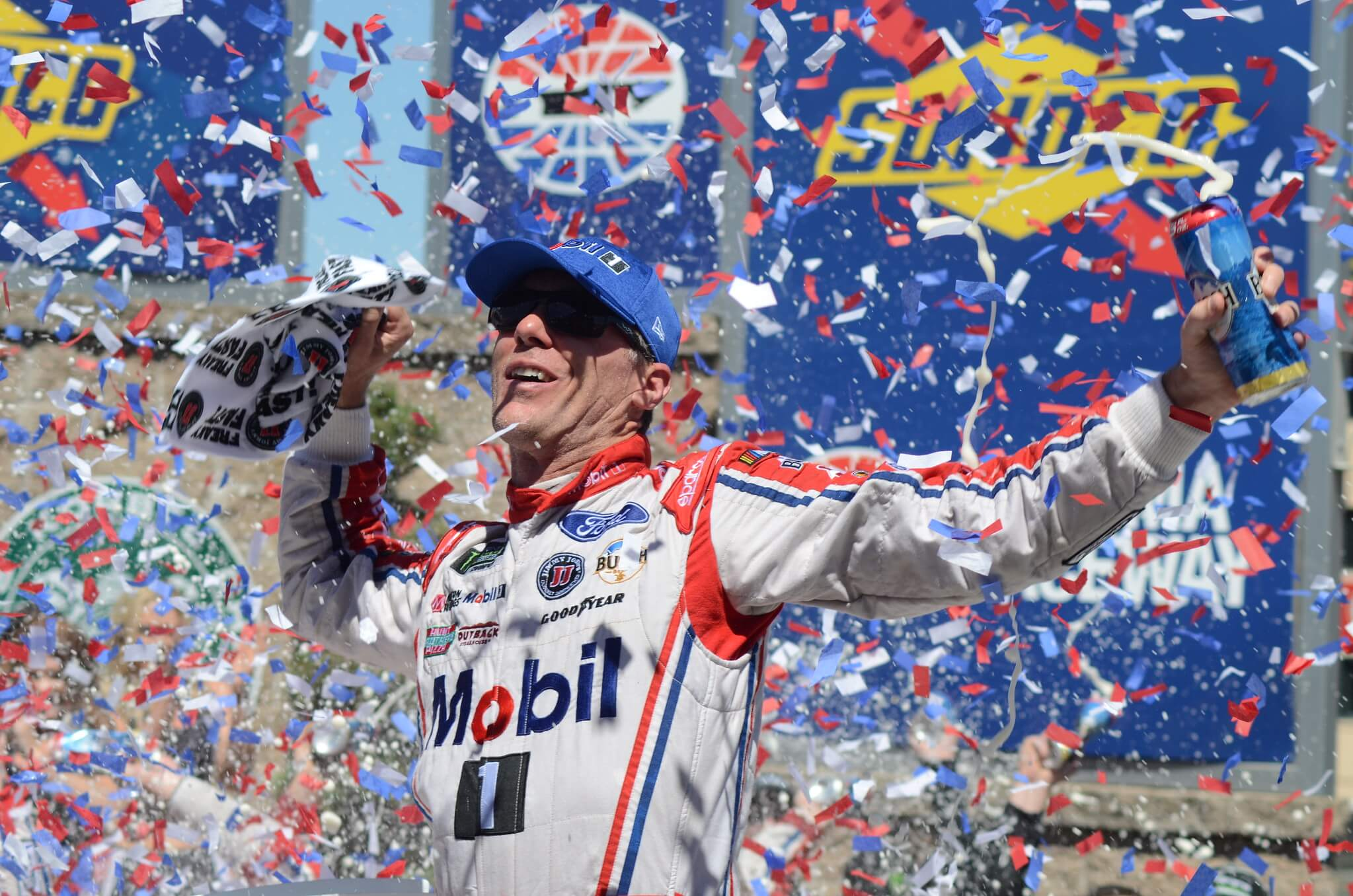 Kevin Harvick NASCAR driver